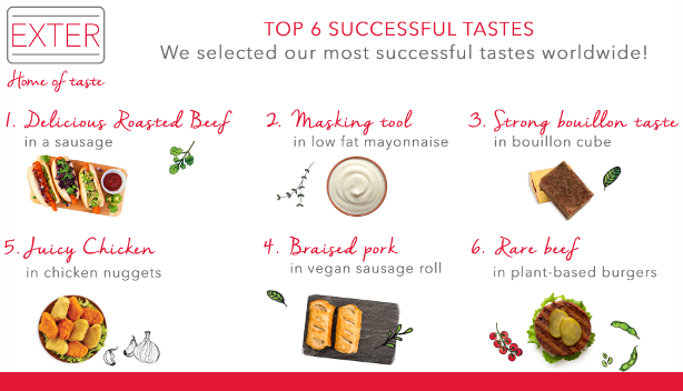 Top 6 Most Successful Exter Tastes of 2020