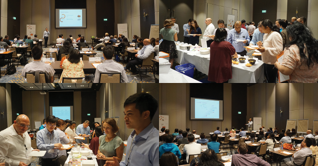 Successful Exter Distributor Event for Asia Pacific, Middle East and Africa